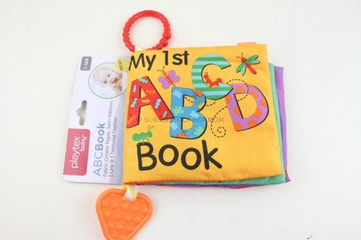 Playtex Baby ABC Book