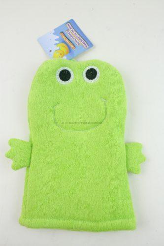 Frog Bath Puppet