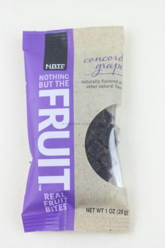 Nothing But The FruitGrape Fruit Bites
