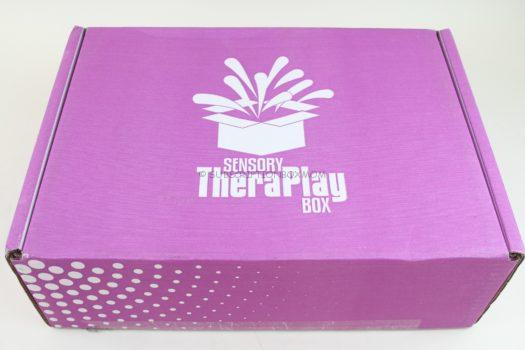 Sensory TheraPlay Box November 2018 Review