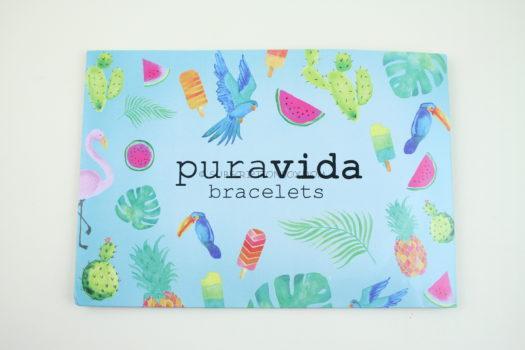 November 2018 Pura Vida Bracelets Review