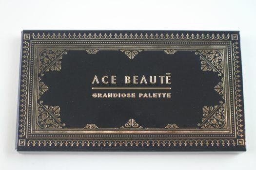 Ace BeauteGrandiose Eyeshadow Palette