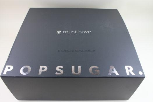 Winter 2018 Popsugar Must Have Box Review