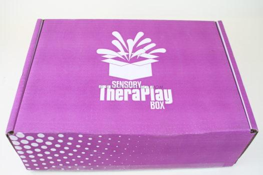 Sensory TheraPlay Box December 2018 Review