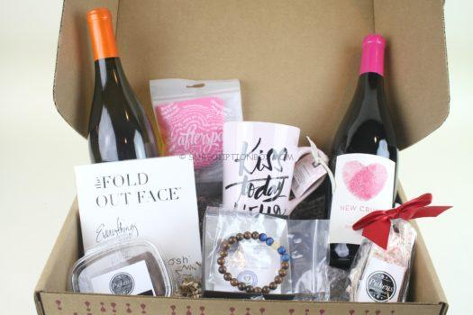 Vine Oh! The Oh! Ho Ho! Holiday 2018 Box Review