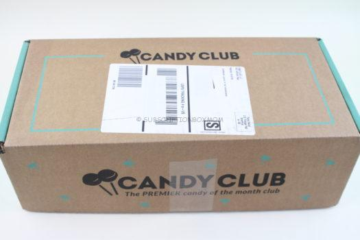 Candy Club December 2018 Review