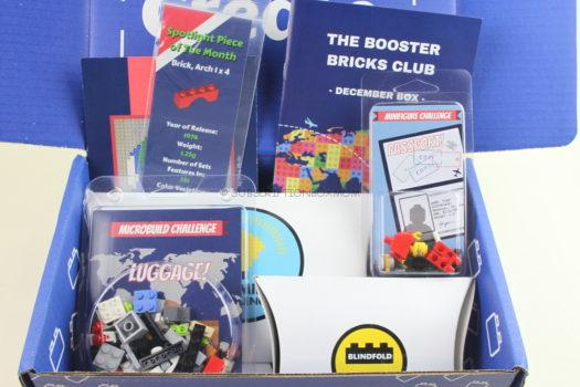 Booster Bricks Club December 2018 Review