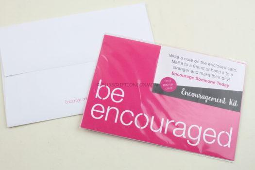 Encouragement Kit