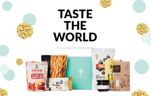 Try The World December 2018 Coupon