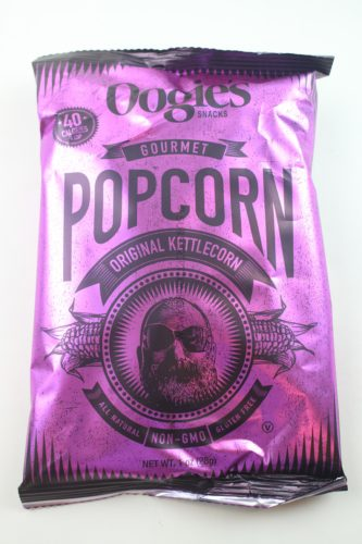Oogies Gourmet Popcorn Kettlecorn