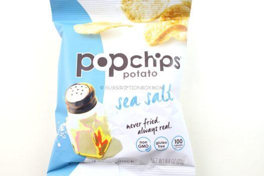 Popchips Sea Salt Chips