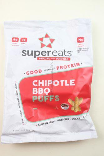 SupereatsHigh Protein Vegan Puffs