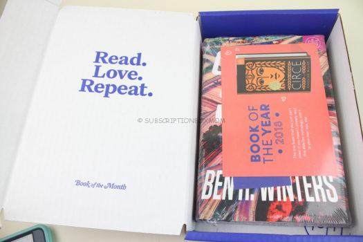 Book of the Month January 2019 Review