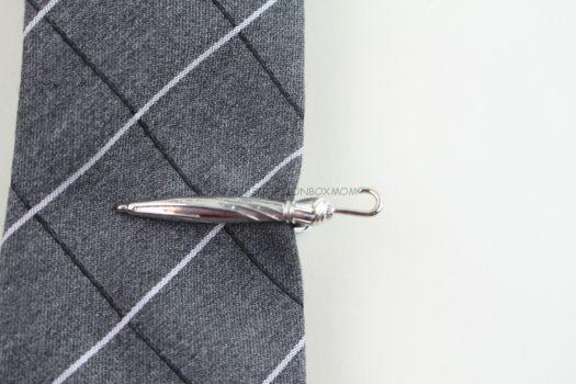 BKS Custom Clothiers Umbrella Tie Clip