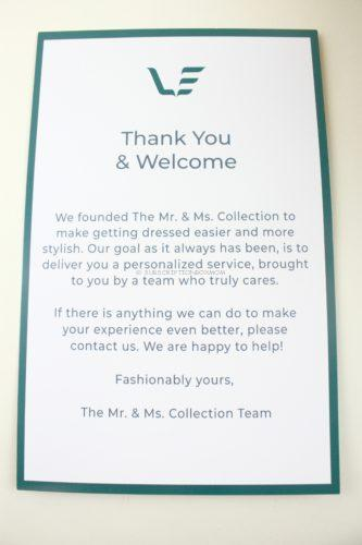 The Ms. Collection Clothing Rental January 2019 Review