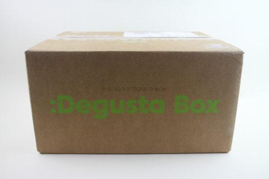 Degustabox January 2019 Review