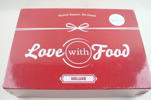 January 2019 Love with Food Deluxe Review