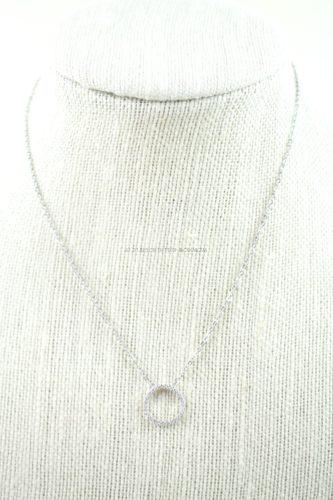 Terri Silver Necklace