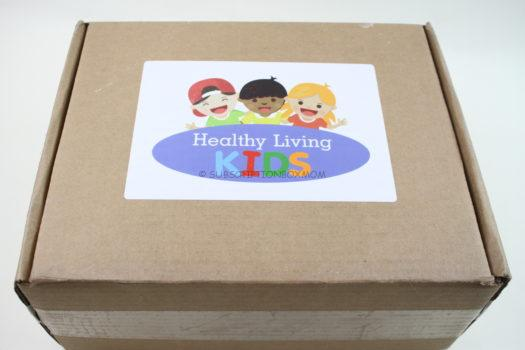 Healthy Living Kids February 2019 Review