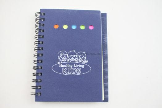 Healthy Kids Notebook