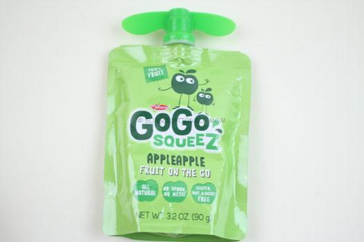 GoGo Squeez Apple Apple Fruit On the Go
