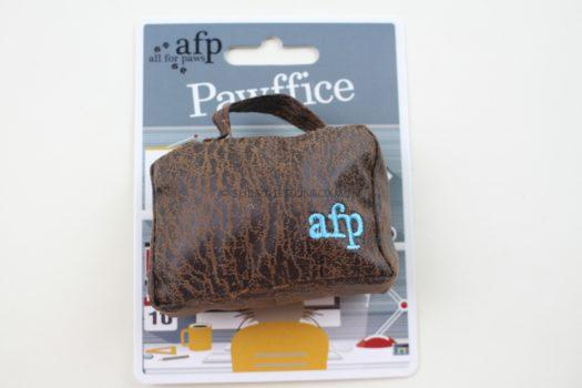 AFP PawfficeFaux Leather Briefcase