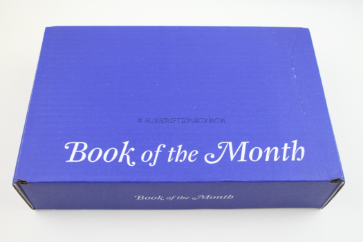 Book of the Month February 2019 Review