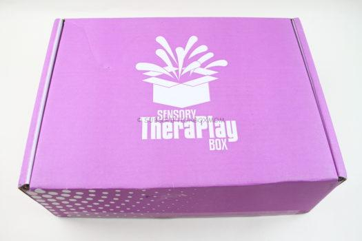 Sensory TheraPlay Box February 2019 Review