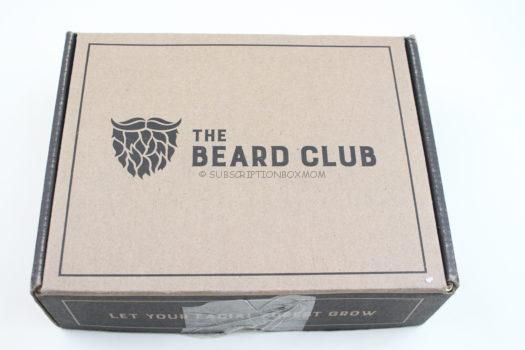 The Beard Club January 2019 Review