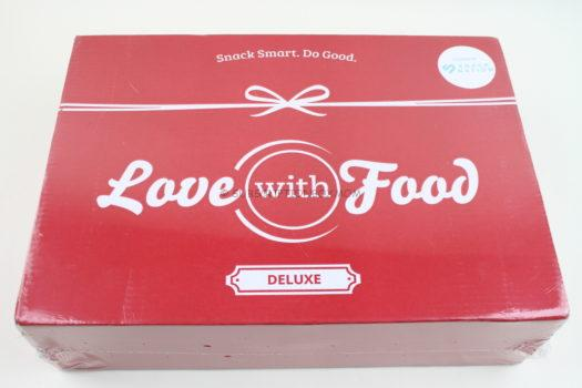 February 2019 Love with Food Deluxe Review
