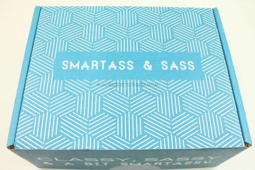Smartass & Sass February 2019 Review