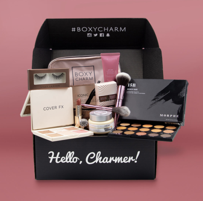 March 2019 BoxyLuxe By Boxycharm Spoilers