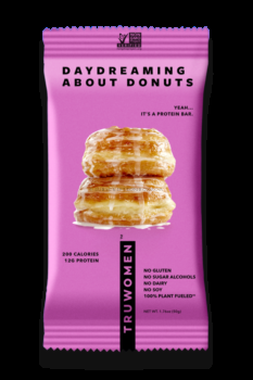 Truwomen Daydreaming About Donuts Protein Bar