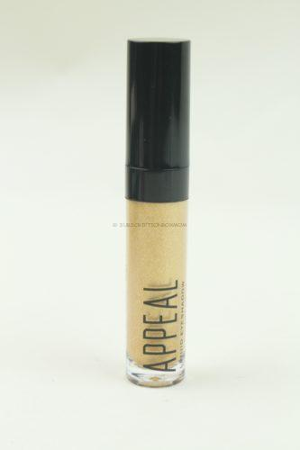Appeal Cosmetics Liquid Eyeshadow