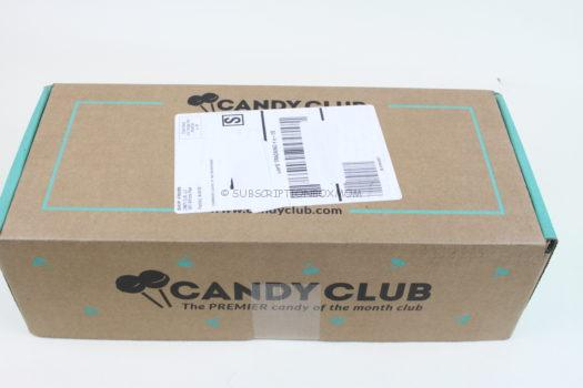 Candy Club March 2019 Review