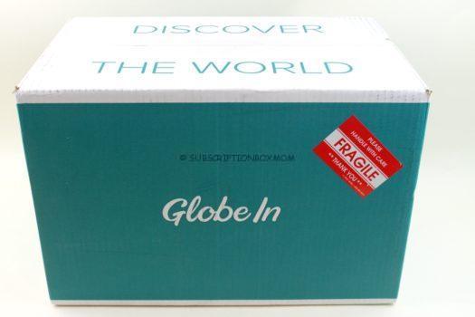 GlobeIn April 2019 Premium Artisan Box Review