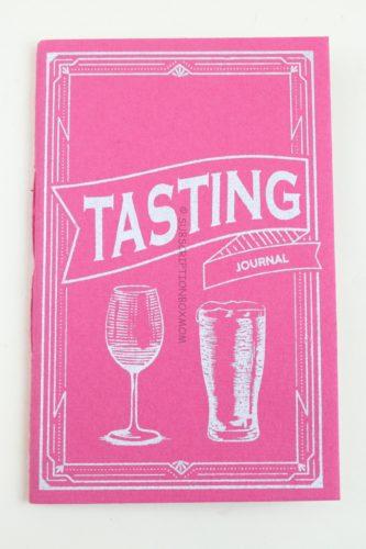 Tasting Journal