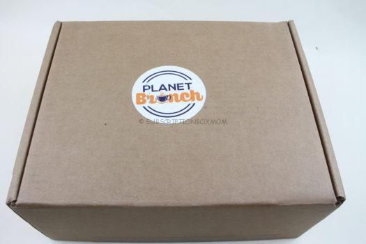 Planet Brunch March 2019 Subscription Box Review