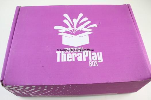 Sensory TheraPlay Box April 2019 Spoilers