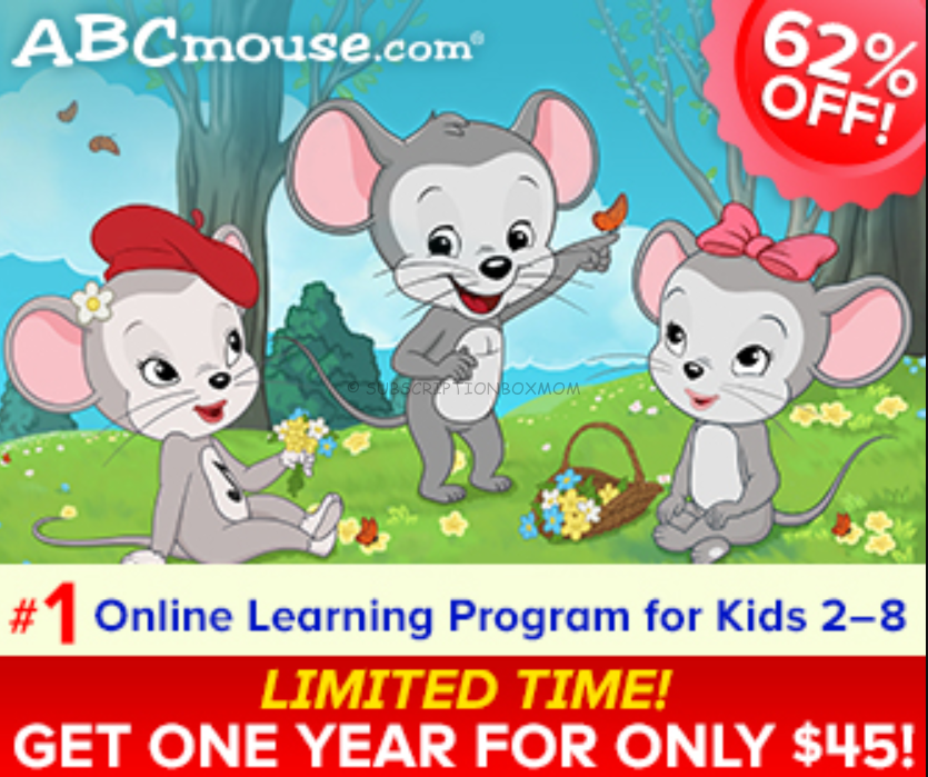 ABCmouse com® Early Learning Academy Free Trial + Spring