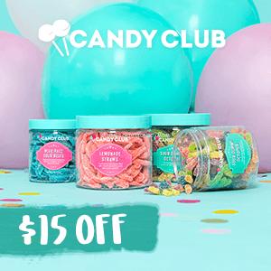 April 2019 Candy Club Coupon