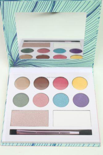 Laura Sanchez Moods Eyeshadow and Highlighter Palette