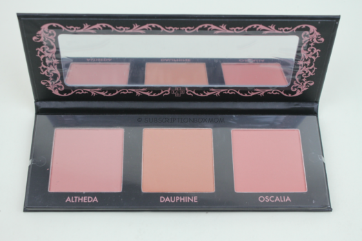 Lovecraft Beauty Blush Palette