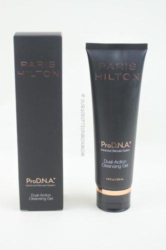 Paris Hilton Skincare ProD.N.A. Dual-Action Cleansing Gel