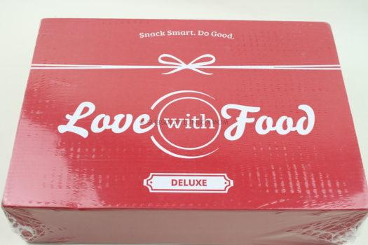 April 2019 Love with Food Deluxe Review