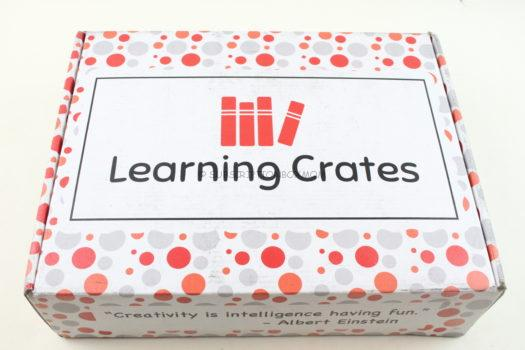 Learning Crate April 2019 Review