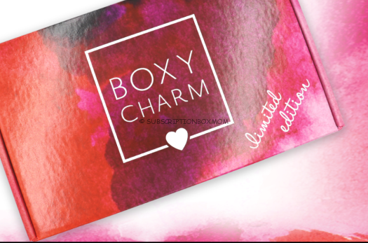 BOXYCHARM Limited Edition Skincare Box 2019 Spoilers