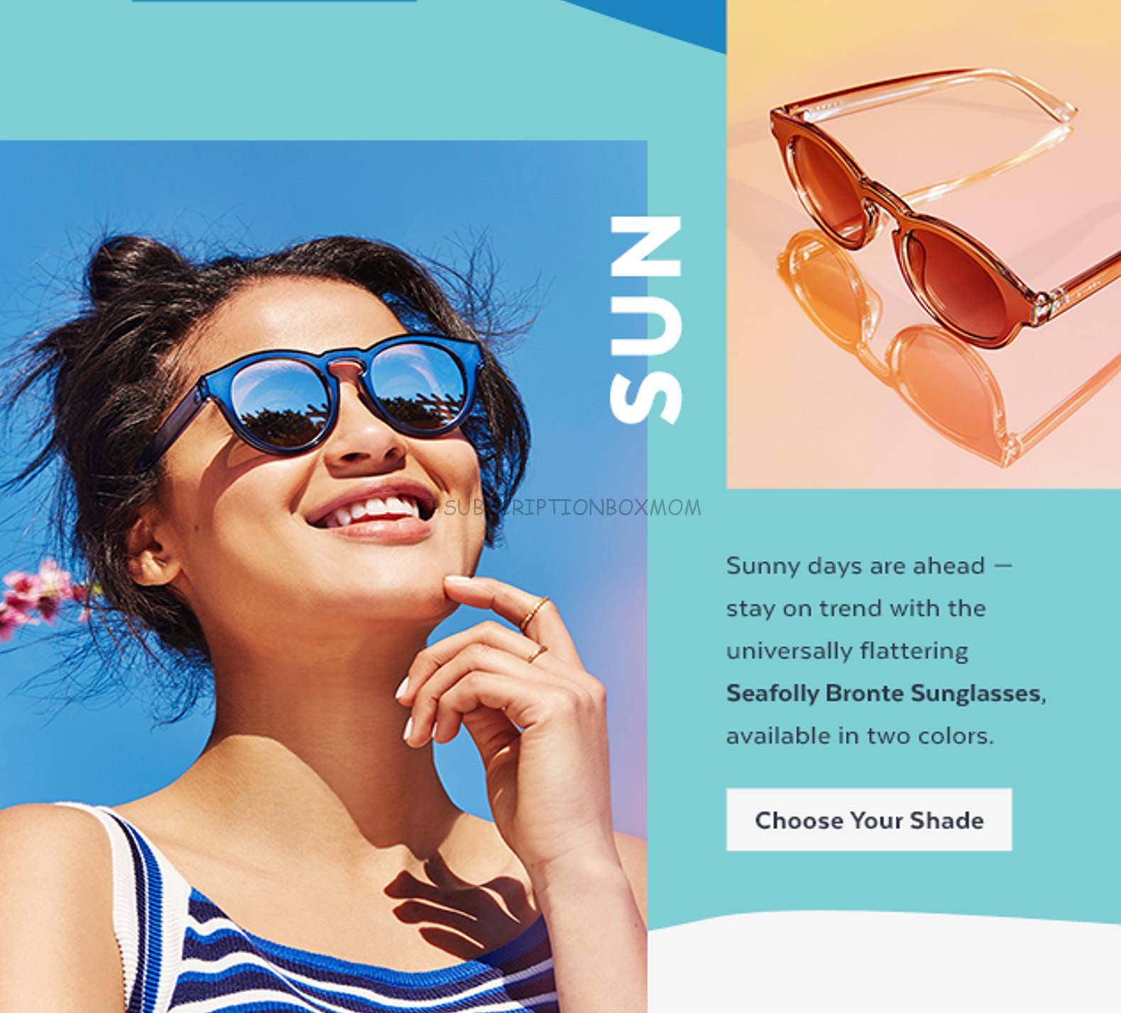 Seafolly Bronte Sunglasses