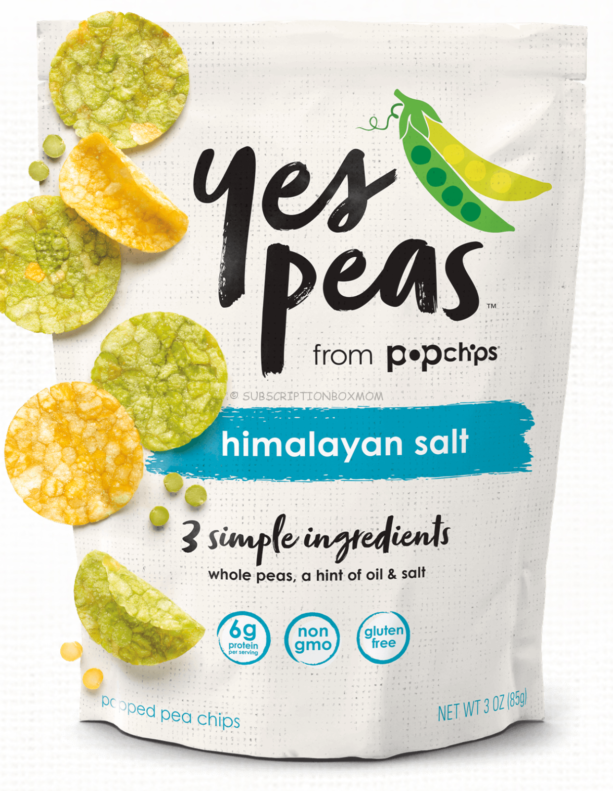 Yes Peas from Popchips