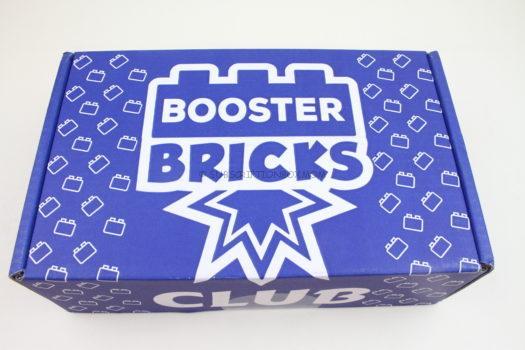 Booster Bricks Club April 2019 Review